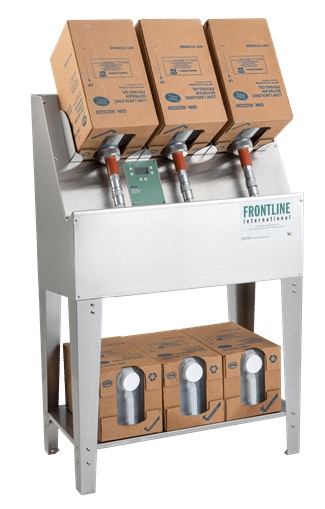 Frontline Oil Dispenser Storage