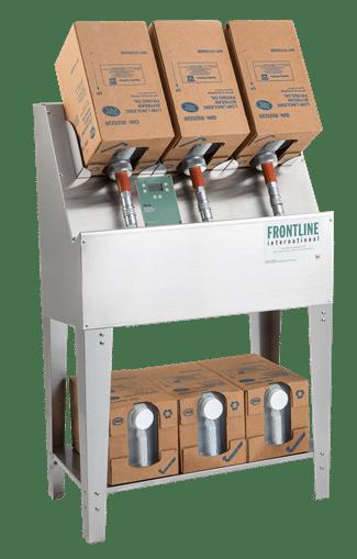 Frontline Oil Dispenser Storage